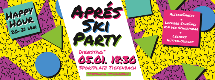 Aprés-Ski-Party 2016